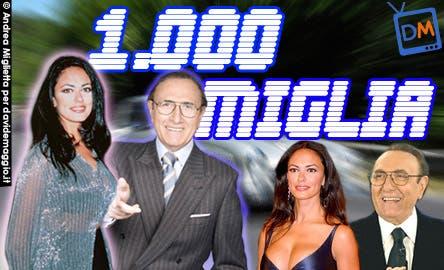 1000 Miglia (Pippo Baudo, Mariagrazia Cucinotta) @ Davide Maggio .it