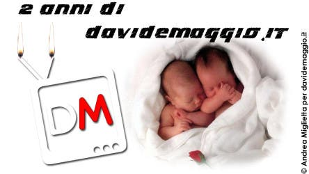 2 anni di davidemaggio.it @ Davide Maggio .it