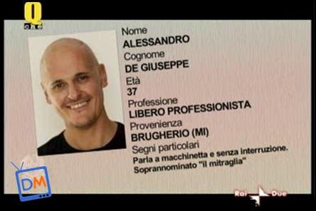 Alessandro De Giuseppe @ Davide Maggio .it