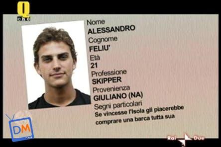 Alessandro Feliù @ Davide Maggio .it