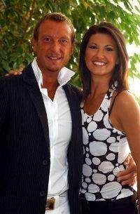 Amadeus e Giovanna Civitillo @ Davide Maggio .it
