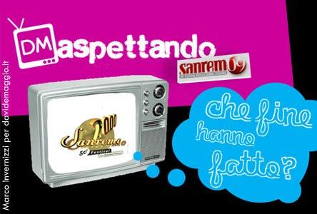 Amarcord - Che fine hanno fatto le nuove proposte di Sanremo 2000? @ Davide Maggio .it