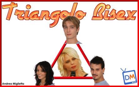Triangolo Bisex Amici @ Davide Maggio .it