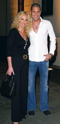 Antonella Clerici e Eddy Martens @ Davide Maggio .it