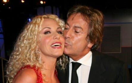 Antonella Clerici e Fabrizio Del Noce @ Davide Maggio .it