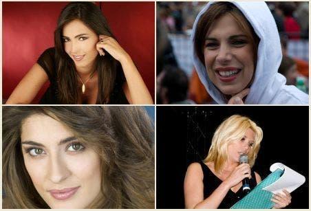 Caterina Balivo, Veronica Maya, Elisa Isoardi, Eleonora Daniele @ Davide Maggio .it