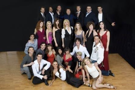 Ballando con le Stelle 5 - Il cast @ Davide Maggio .it
