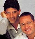 Paolo Bonolis e Luca Laurenti @ Davide Maggio .it
