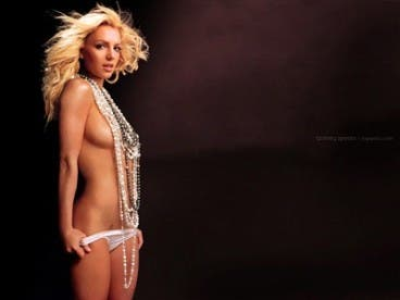 Britney Spears HOT VIDEO @ Davide Maggio .it