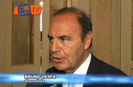 Bruno Vespa @ Davide Maggio .it