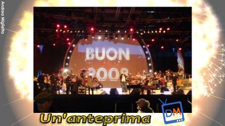 Capodanno 2008 RAI @ Davide Maggio .it