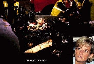 Lady Diana cadavedere @ Davide Maggio .it