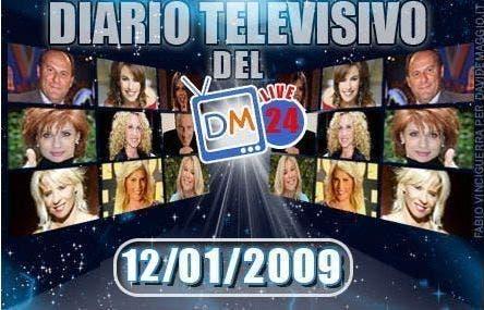 DM Live24 - 12 gennaio 2009