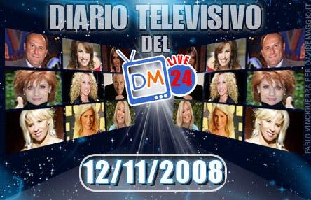 DM Live24 - 12 novembre 2008