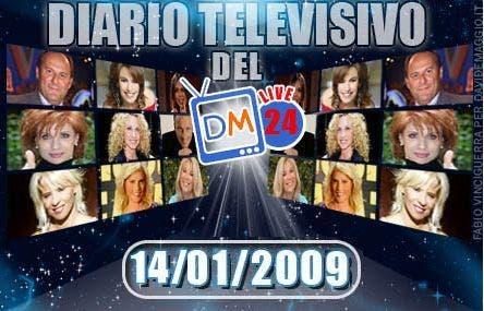 DM Live24 - 14 gennaio 2009