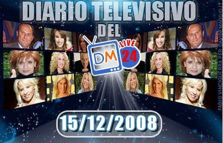 DM Live24 - 15 Dicembre 2008