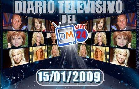 DM Live24 - 15 gennaio 2009