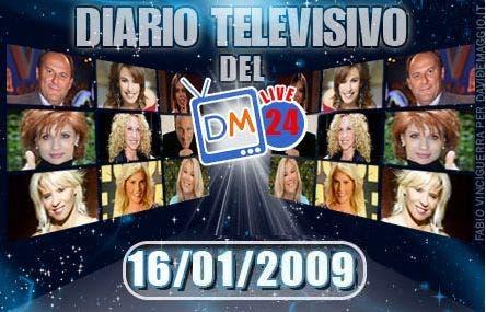 DM Live24 - 16 gennaio 2009