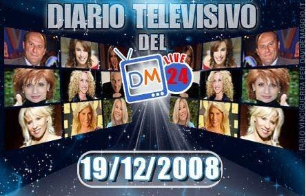 DM Live24 - 19 dicembre 2008