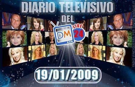 DM Live24 - 19 gennaio 2009