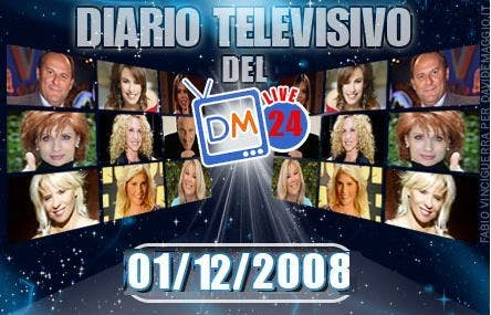 DM Live24 - 1 Dicembre 2008