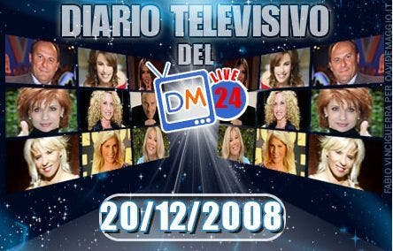 DM Live24 - 20 dicembre 2008