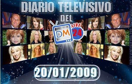 DM Live24 - 20 gennaio 2009