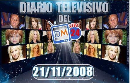 DM Live24 - 21 Novembre 2008 @ Davide Maggio .it