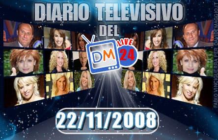 DM Live24 - 22 Novembre 2008