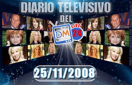 DM Live24 - 25 novembre 2008