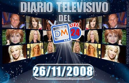 DM Live24 - 26 novembre 2008