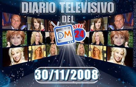 DM Live24 - 30 novembre 2008