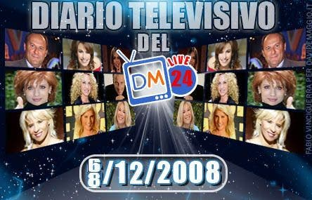 DM Live24 - 6 /8 Dicembre 2008