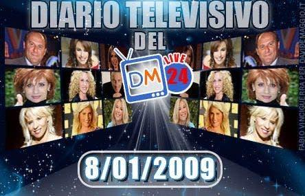 DM Live24 - 8 Gennaio 2009 @ Davide Maggio .it