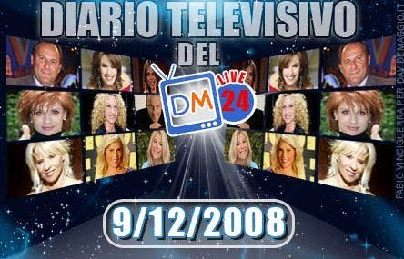 DM Live24 - 9 dicembre 2008