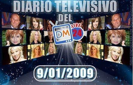 DM Live24 - 9 gennaio 2009
