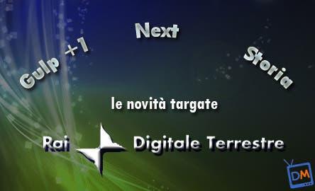 DTT Rai - Novità Gennaio 2009 @ Davide Maggio .it