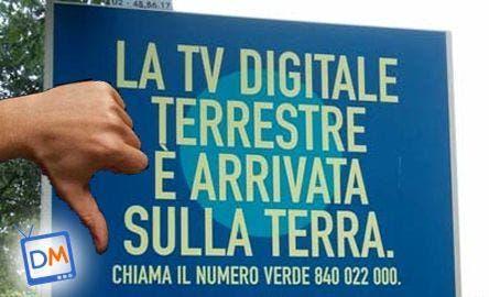 DTT Italia Flop @ Davide Maggio .it