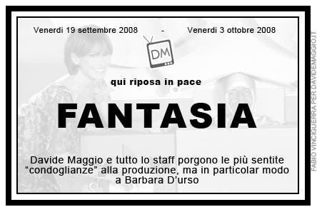 Fantasia @ Davide Maggio .it