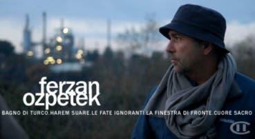 Ferzan Ozpetek @ Davide Maggio .it
