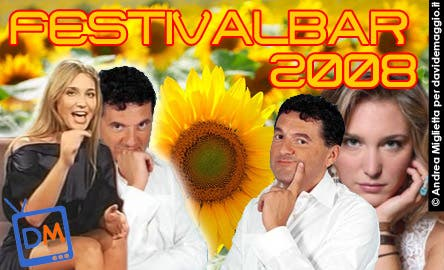Festivalbar 2008 (Lucilla Agosti e Teo Mammucari) @ Davide Maggio .it