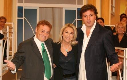 Rita Dalla Chiesa, Fabrizio Bracconeri e Marco Senise @ Davide Maggio .it