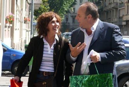 Finalmente a Casa (Gerry Scotti e Maria Amelia Monti) @ Davide Maggio .it