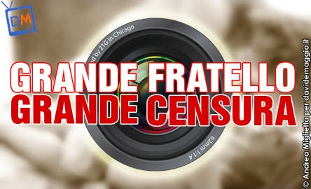 Grande Fratello - Grande Censura
