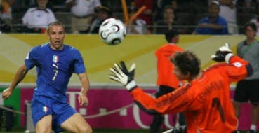 Gol Del Piero Germany 2006 @ Davide Maggio .it