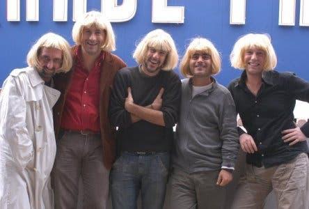 Grande Fratello (alcuni autori in una foto del 2005) @ Davide Maggio .it