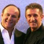 Ezio Greggio & Gerry Scotti @ Davide Maggio .it
