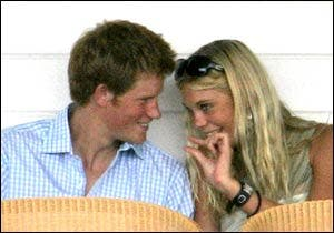 Prince Harry & Chelsy Davy @ Davide Maggio .it