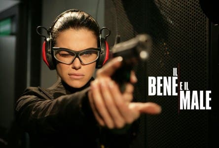 Il Bene e il Male - Bianca Guaccero @ Davide Maggio .it