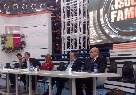Isola dei Famosi 6 - Conferenza Stampa di Chiusura @ Davide Maggio .it
